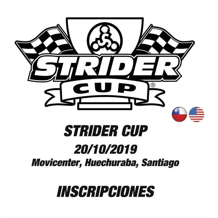 STRIDER CUP 2019