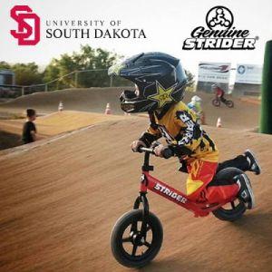 """Universidad de Dakota del Sur """"STRIDER mejora la coordinación y el balance en niños"""""""