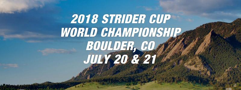 Boulder colorado strider world cup chile