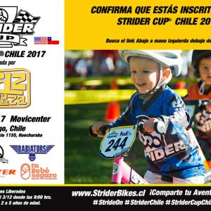 Strider Cup Chile 2017  Kidzapalooza