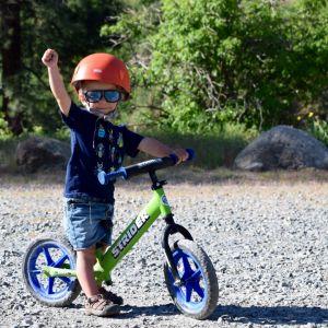 ¡¡Con Strider Balance Bike tu hijo disfrutará como un Rock Star!!