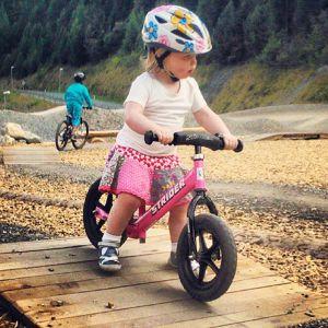 """¿Que es una """"Push Bike"""" o bicicleta de balance?"""