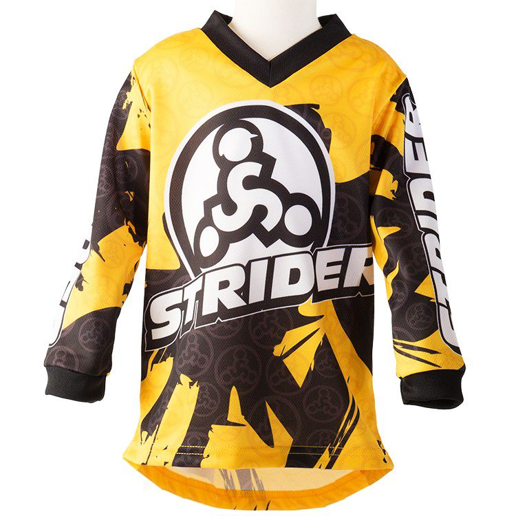 Strider® Jersey Team Strider® Amarilla 2T