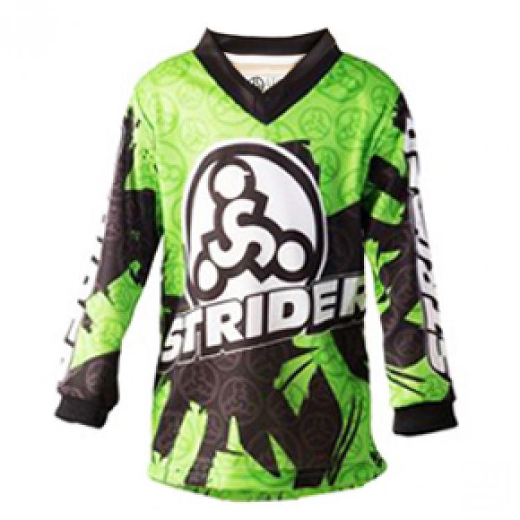 Strider® Jersey Team Strider® Verde 3T
