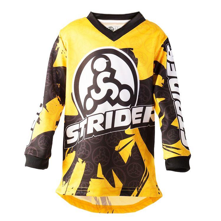 Strider® Jersey Team Strider® Amarilla 5T