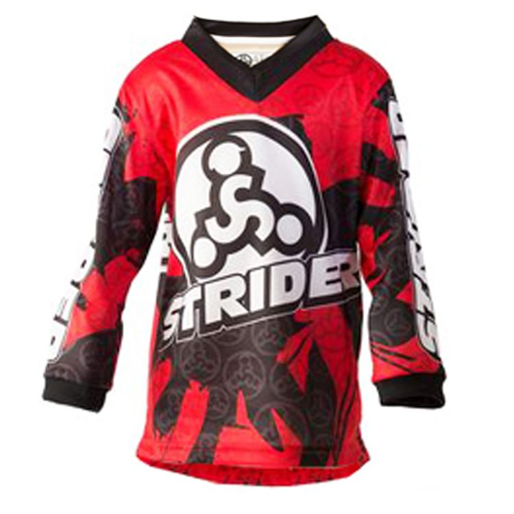 Strider® Jersey Team Strider® Roja 3T