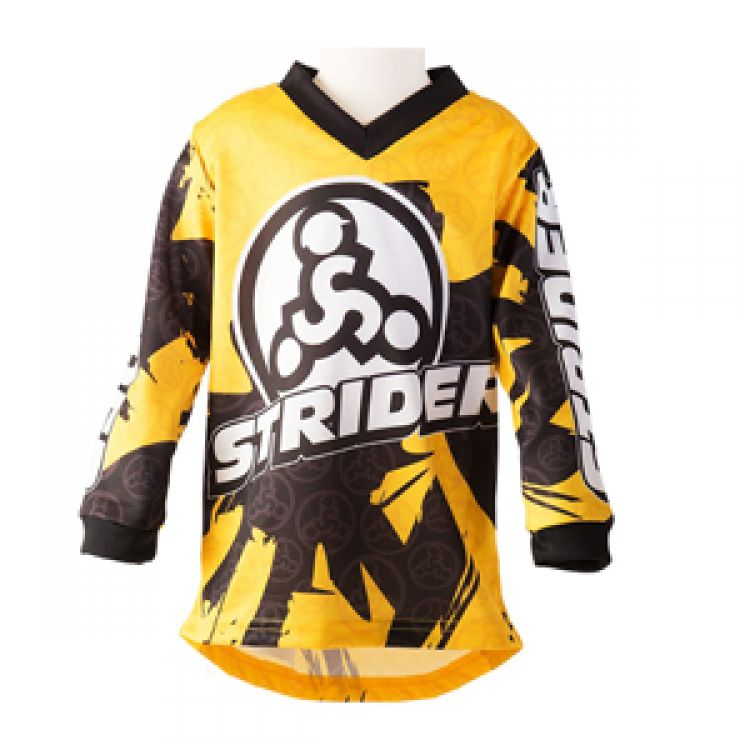 Strider® Jersey Team Strider® Amarilla 4T