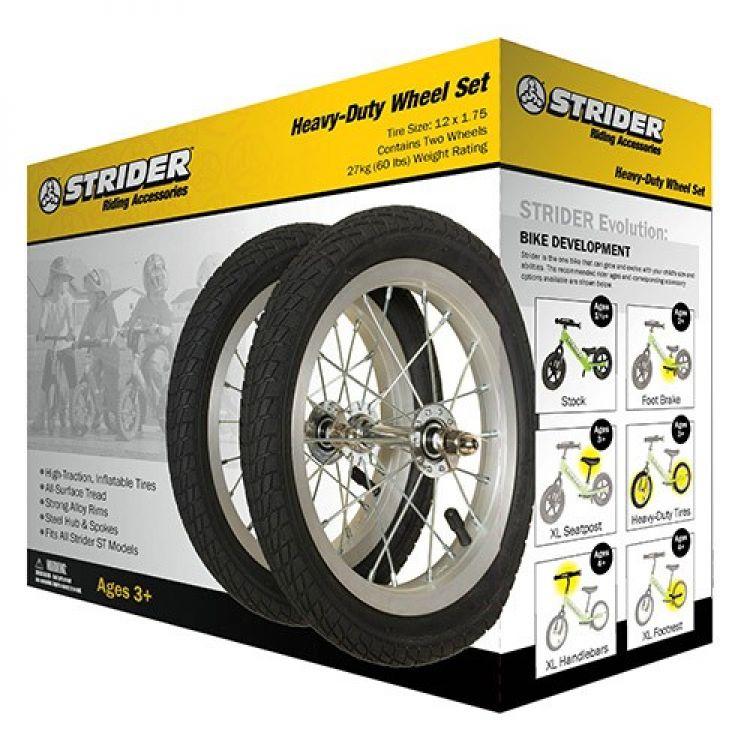 Strider® Neumáticos y Llantas de Aluminio