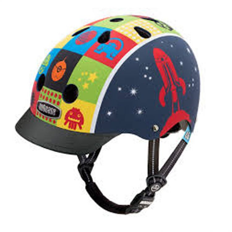 Little Nutty® Casco Space Cadet XS 48-52cm.
