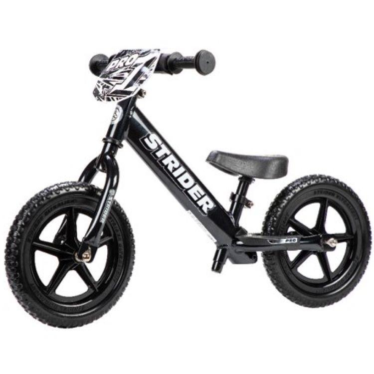 Strider 12X Pro Black Pearl – Bicicleta Balance Sin Pedal