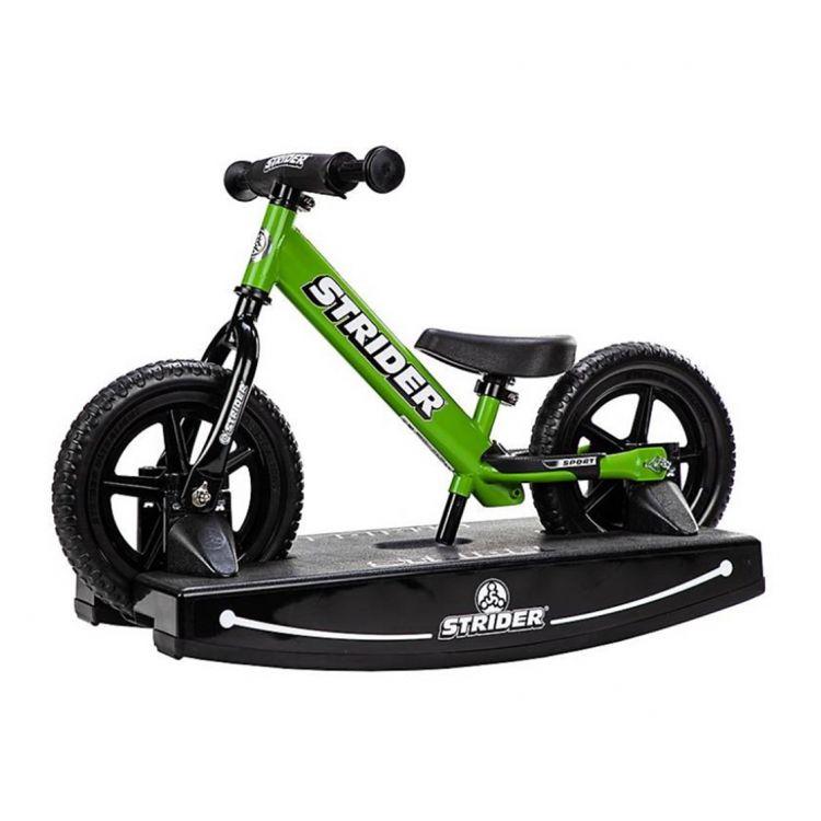 Strider Sport 12 Promo Pack + Rockin Base Verde