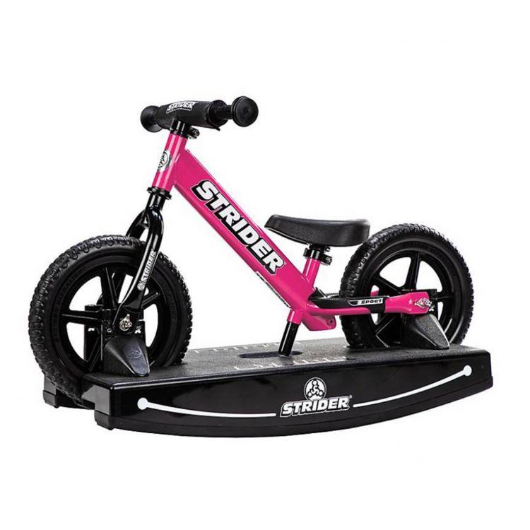Strider Sport 12 Promo Pack + Rockin Base Rosa