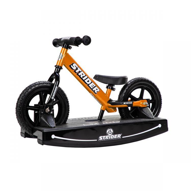 Strider Sport 12 Promo Pack + Rockin Base Naranja