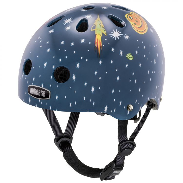 Baby Nutty® Casco Outer Space XXS 47-50cm.