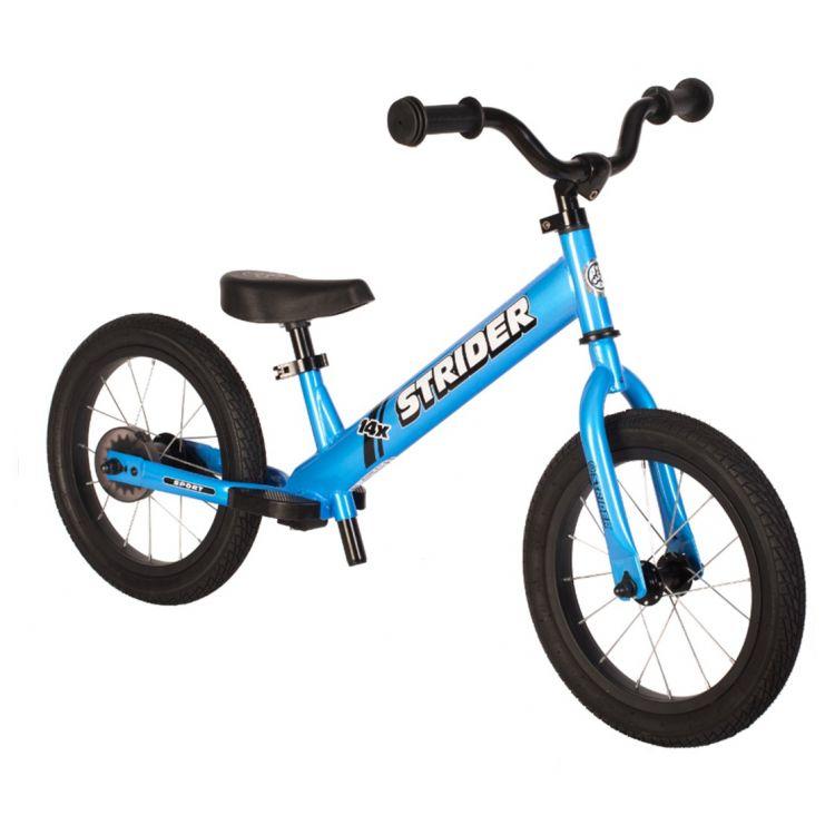 Strider® 14X Sport Bicicleta de Balance Azul