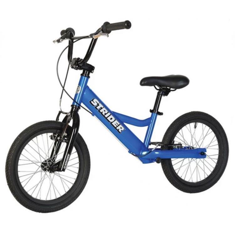 Strider 16 Sport Bicicleta Azul 6 -10 Años