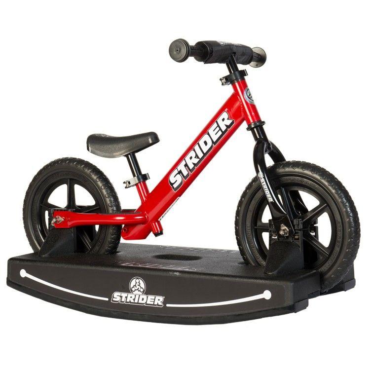 Strider® Rockin Base Balancín Para Bicicleta Aro 12´